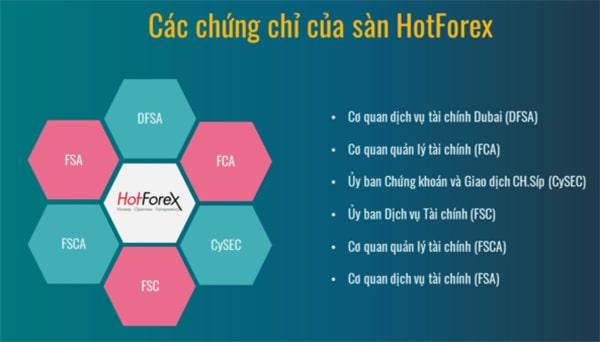 sàn giao dịch hotforex
